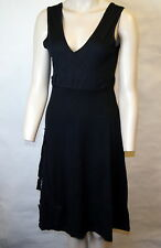"""Nuevo Vestido elegante y con estilo Desigual Collection """"Sukanya"""" Motif Negro """"M"""""""