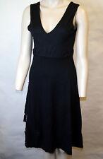 "Brand New Desigual collection Elegant & Stylish dress ""Sukanya"" motif Black ""M"""