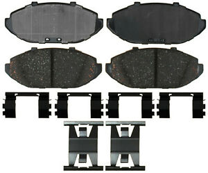 Frt Ceramic Brake Pads  ACDelco Professional  17D748CH