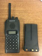 Kenwood TK-370 UHF FM Transceiver Radio w Full Keypad