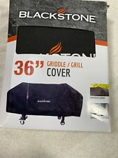"Blackstone 36"" black griddle cover - New"