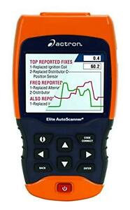 Actron CP9690 Trilingual OBD I/OBD II Elite AUTOSCANNER Pro Kit with Color Scree