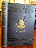 History of NH White Mountains 1886 Lucy Crawford New England History book w/ ads