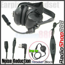 Noise Reduction Headset for FDC FD-150A FD-450A FD-460A