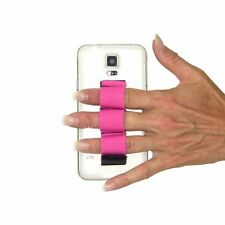 LAZY-HANDS 3-Loop Phone Grip - PINK