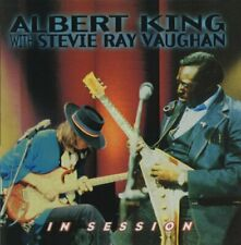 Albert King With Stevie Ray Vaughan - In Session (NEW CD)