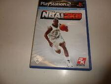 PlayStation 2  PS 2  NBA 2K8