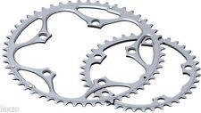 Plateaux de vélo argent��s