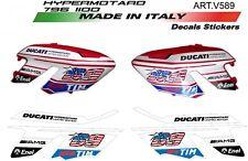 Kit adesivi per Ducati Hypermotard 796/1100 American