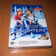 MCLEOD'S DAUGHTERS - SEASON 1 dvd set REGION 4 australian COMPLETE FIRST SERIES