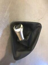 BMW 1 Series E81 E82 E87 Short Handle Shift Gear Knob With Black Cover 7595327