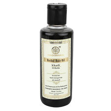 2 X 210ml Khadi Natural (Anti depressant and for relaxation) 18Herbs Hair Oil