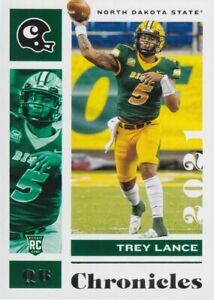 2021 Panini Chronicles Draft Picks BASE Football Cards ~ Pick Your Cards