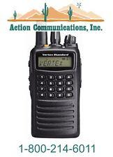 NEW VERTEX/STANDARD VX-459, UHF 400-470 MHZ, 5 WATT, 512 CHANNEL TWO WAY RADIO