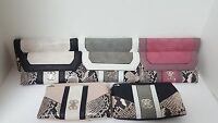 Guess Paxton Sand Multi, Pink Passion Multi, Black Multi Wallet or Wristlet NWT