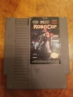 RoboCop (Nintendo NES, 1988) Authentic Game Cartridge Only TESTED
