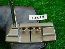 """Titleist Scotty Cameron 2018 Select Squareback 35"""" Putter with Headcover"""