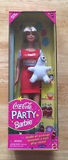 Coca-Cola Party Barbie, Special Edition, Nrfb 1998
