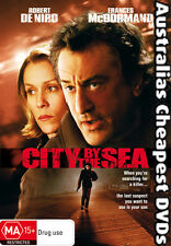 City By The Sea DVD NEW, FREE POSTAGE WITHIN AUSTRALIA REGION 4
