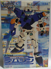 VIRTUAL ON CYBER TROOPERS : MBV-04-G VR.TEMJIN 1/144 SCALE MODEL KIT BY WAVE