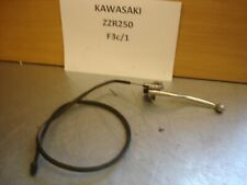 KAWASAKI ZZR250 EX250 CLUTCH LEVER CABLE ASSEMBLY SPARE BREAKING