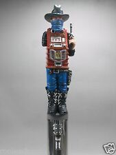 """""""ONE ARM BANDIT""""(WESTERN SLOT MACHINE) BAR BEER TAP HANDLE DIRECT FROM RON LEE"""