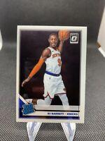 RJ Barrett 2019-20 Panini Donruss Optic Rated Rookie Basketball #178 NY Knicks
