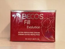 FILLER BECOS FILL EVOLUTION CREMA VISO EXTRA REPULPING 50ml. a MILANO