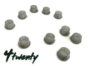 Arizer Extreme Q & V-Tower Replacement Screen Filters Caps for Elbow 4Twenty