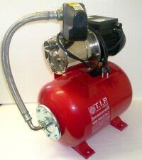 T.I.P.  Hauswasserwerk HWW 1000/25  Gartenpumpe Wasser Pumpe