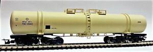 PERESVET 3751 - Long Tank Car / 8-achs Kesselwagen für Benzin SZD Ep.IV TT 1:120