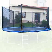 Trampolin Ersatz Sicherheitsnetze Trampolinnetz für Gartentrampolin 183cm-490cm