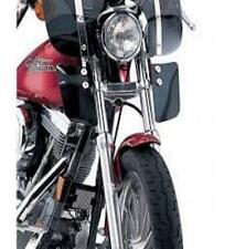 Memphis Shades Black Lowers & Mount Kit Honda VT1100 Shadow Sabre 2000-2007
