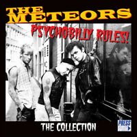 The Meteors : Psychobilly Rules: The Collection CD (2013) ***NEW*** Great Value