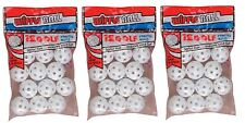 3 doz. WIFFLE® Plastic Pitching Machine Golf Balls