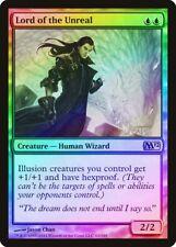 Lord of the Unreal FOIL Magic 2012 / M12 NM Blue Rare MAGIC MTG CARD ABUGames