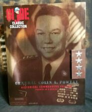 GI Joe Classic Collection General Colin Powell New in Box