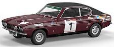Corgi Vanguardia Ford Capri Mk1 3000GT R Clark & T Mason 1973 Avon Tour VA13303
