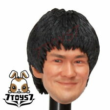 Enterbay 1/6 Bruce Lee: Game of Death_ Head (laughting) _Movie Now EB017M