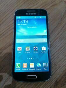 Samsung Galaxy S4 Mini GT-19195. EE. 8GB. Used, Good Condition.