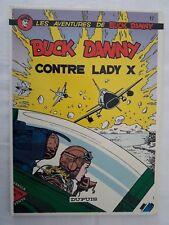 Buck Danny - T17 - Buck Danny Contre Lady X - Hubinon / Charlier (1)