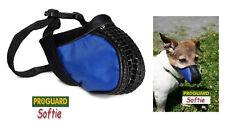 Softie Dog Muzzle Small-Mini Poodle/Schnauzer,Bichon Frise,Sheltie,Yorkie,etc