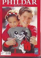 phildar 280 - automne hiver 1996 - phildar enfants -