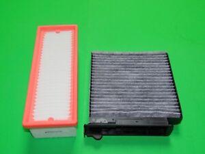 Aktivkohle Pollenfilter + Luftfilter Dacia Duster 1.5 dCi 66/79/81kW