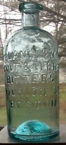 DR.LANGLEY'S ROOT & HERB BITTERS 99 UNION ST BOSTON - 1860s