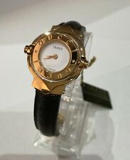 Orologio Donna Gucci gold Swiss Made Ref.6600