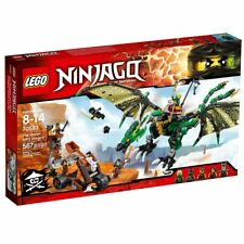 LEGO 70593 - Ninjago - GREEN NRG DRAGON - New & Sealed