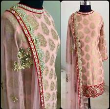 Designer Bollywood Suit Indian punjabi churidar Partywear Ethnic Salwar Kameez
