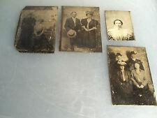 Antique Tintype Photos