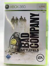 Battlefield: Bad Company (Microsoft Xbox 360, 2008, DVD-Box)